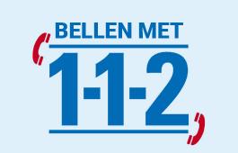 Wanneer bel je 112?