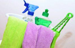 Gevaren van schoonmaakmiddelen