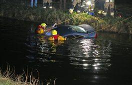 Veiligheidstips: Auto te water