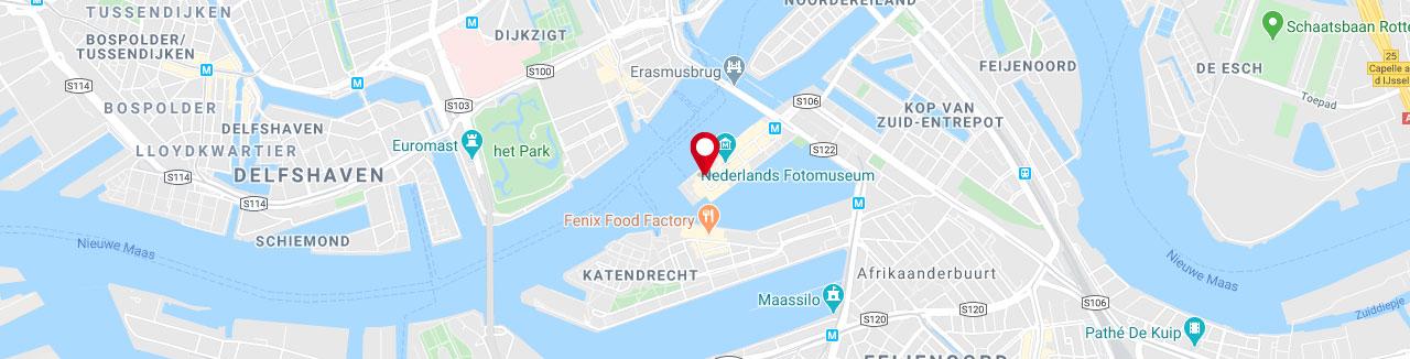 Wilhelminakade 947, 3072 AP Rotterdam