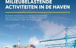 Wegwijzer voor vergunningplicht milieubelastende activiteiten in de haven