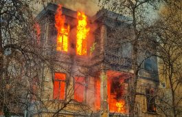 Minder brand, meer schade
