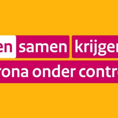 Nederland verder open met coronatoegangsbewijs